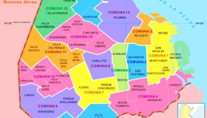 comunas-argentina