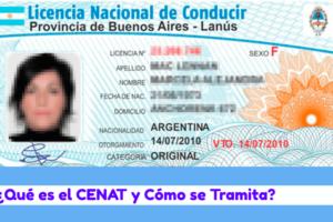 ¿Cómo obtener el Certificado CENAT?