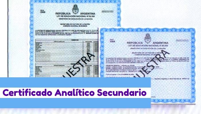 certificado-analitico-secundario-argentina-guia