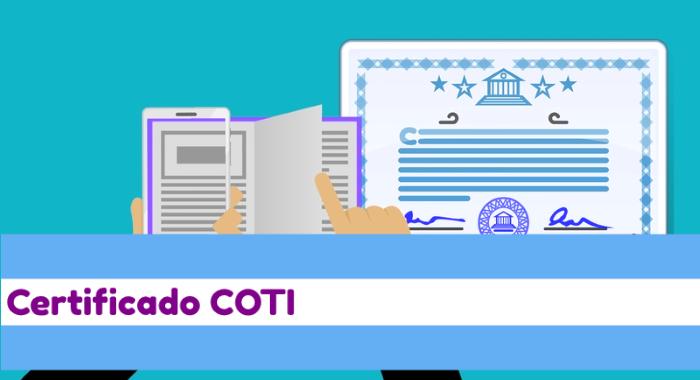 certificado-coti-tramites-requisitos