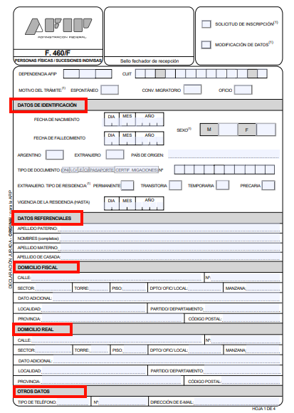 formulario-460-f-afip-hoja-1-como-rellenar
