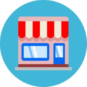 local-comercial-tienda-shop-vector
