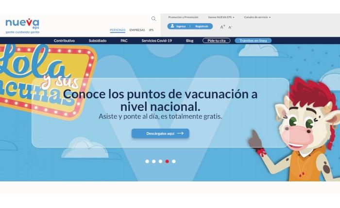 certificado nueva EPS colombia guia que es
