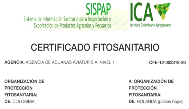 certificado-fitosanitario-colombia-que-es