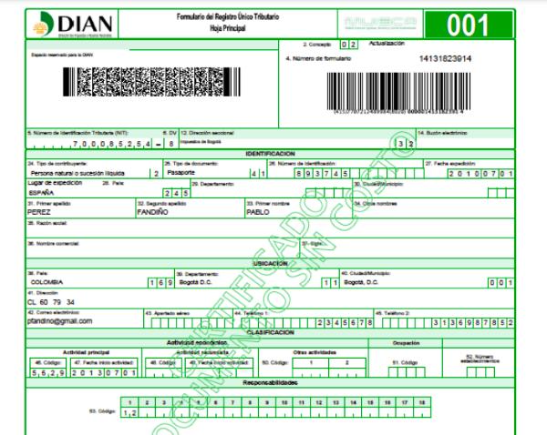 formulario-certificado-rut-persona-juridica-colombia