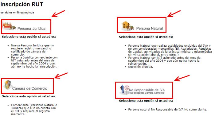 pasos-inscripcion-rut-colombia-persona-juridica-no-natural-camara-comercio-no-responsable