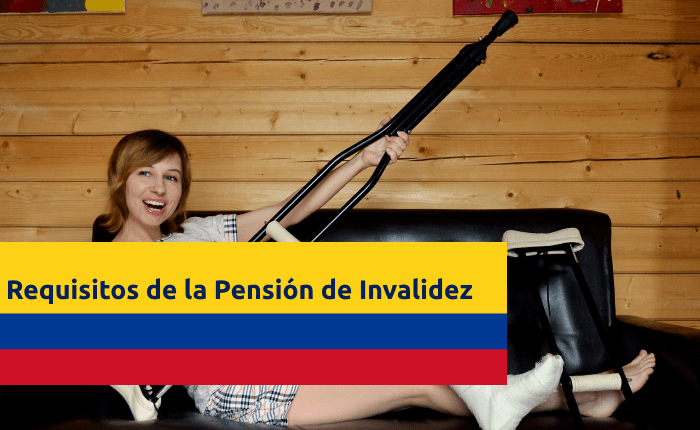 requisitos pension invalidez colombia