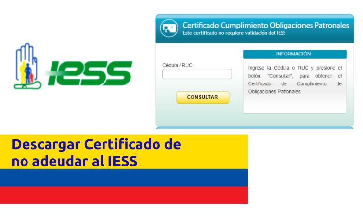 certificado-no-adeudar-al-iess-ecuador-como-descargar