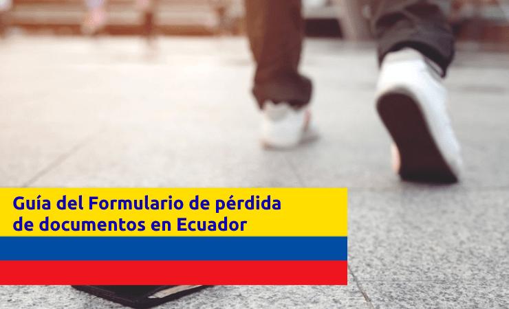 guia-formulario-perdida-de-documentos-ecuador
